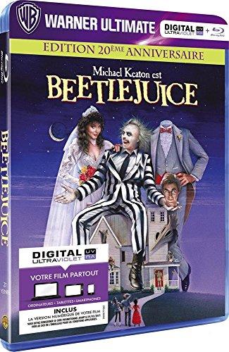 Beetlejuice [Warner Ultimate (Blu-Ray)] 1